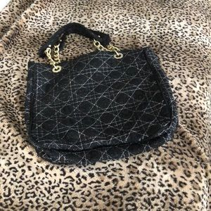 Handbags - Black and shiny tote
